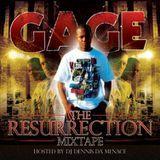 DTF Management / Entertainment - The Resurrection Mixtape hosted by Dj.Dennis Da Menace Cover Art
