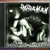 Dudaman - Revolution Manacled Cover Art