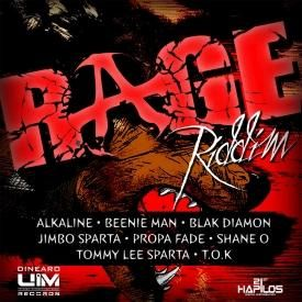 TommY Lee Sparta ~ Mi Nuh PlaY | RaGe RiDDim | Uim RecorDs