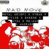 Duvon The Producer - Mad Move  Cover Art