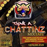DJ REDZ - DJ REDZ 2017 THINK A CHATTINZ MIXTAPE Cover Art