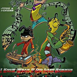 Robin Hood - I Know What You Did Last Summer Part 1 & 2  Cover Art