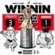 Winnin (#SluggedNJabbed by @DynamicJAB)