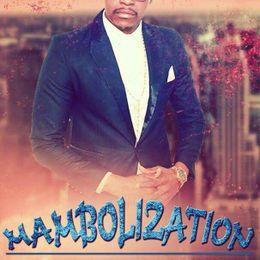 Eddy Mastruing - Mambolization Cover Art