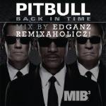 EDGANZ RƎMIXΛH☢LICXZ! - EdGanz Remixaholicxz! + Pitbull - Back In Time (Hype Mix).mp3 Cover Art