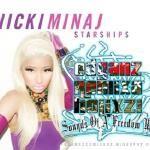 EDGANZ RƎMIXΛH☢LICXZ! - EdGanz Remixaholicxz! + Nicki Minaj - Starship (Hype Mix) Cover Art
