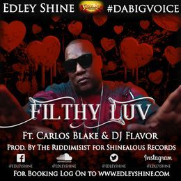 Edley Shine - Filthy Luv Cover Art