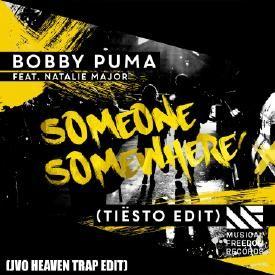 Someone Somewhere (Tiësto Edit) (JVO Heaven Trap Edit)