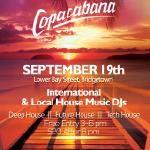 EDMRepublic.com - Groove Beach September Mix Cover Art
