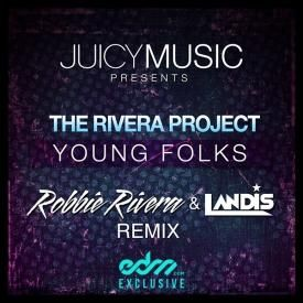 Young Folks (Remix) - EDM.com Premiere