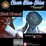 Edmund DaGeneral - Clear Blue Skies (Remix) (Feat. Cineus) Cover Art