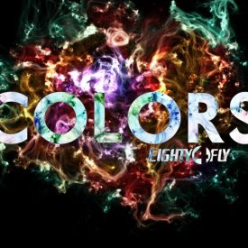 "Eighty4 Fly - ""COLORS"" Cover Art"