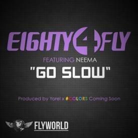 """""""Go Slow"""" (Purple)"""