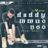 EL Vicker - Daddy Mmuo Nso Cover Art