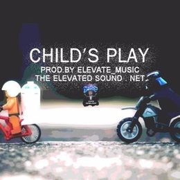 Elevate_Music - Joey Bada$$/J.Cole Type Beat   Child's Play   Elevate_Music Cover Art