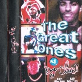 Dj Clue - The great ones Side a