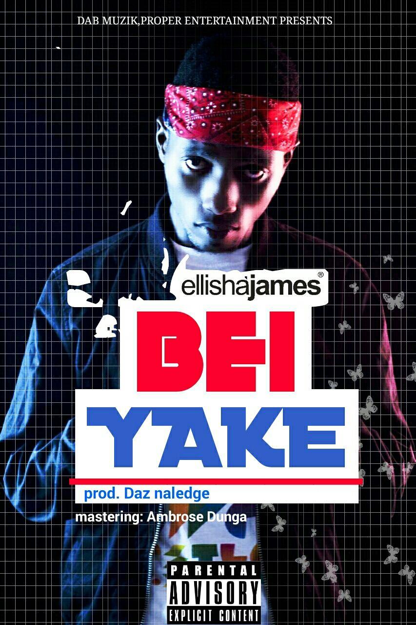 Image result for Ellisha James - Bei Yake image cover