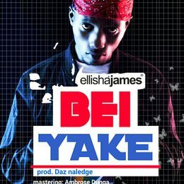 Ellisha james - BEI YAKE Cover Art