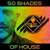 EMILIAN JOHNNY ✪ - 50 SHADES OF HOUSE 2K16 Cover Art