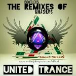 EMILIAN JOHNNY ✪ - THE REMIXES OF UNITED TRANCE Cover Art