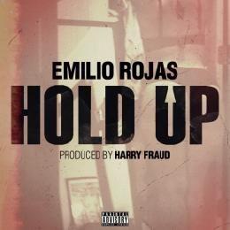 Emilio Rojas - Hold Up Cover Art
