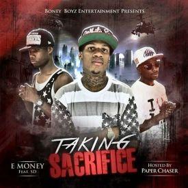 E.money - Taking Sacrifice Cover Art