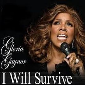 3.GLORIA GAYNOR - I WILL SURVIVE