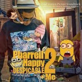 Pharrel Williams - Happy Happy Happy Happy (Happy) (Happy) by Pharrel Willi