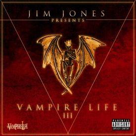 Entergamenet - Jim Jones – Vampire Life 3 Cover Art