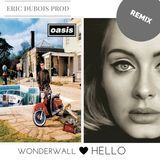 Eric Dubois Prod - Hello / Wonderwall (EDP remix) Cover Art