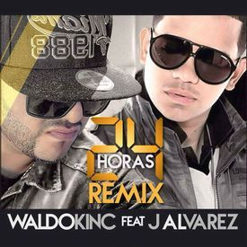 24 Horas (Official Remix)