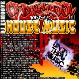 OLD SCHOOL MEETS HOUSE MUSIC - VOL.1