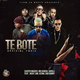 Te Bote Remix (By Estrenosurbanos)