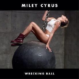 Wercking Ball -Miley Cyrus - E.T Remix