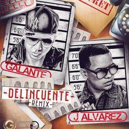evercfm - Delincuente (Official Remix) Cover Art