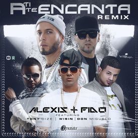 A Ti Te Encanta (Official Remix)
