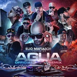 evercfm - Agua (Official Remix) Cover Art