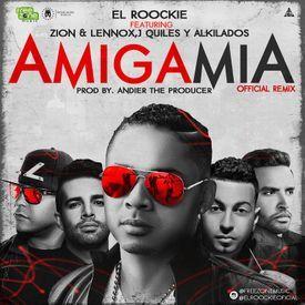 Amiga Mía (Official Remix)