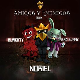 Amigos Y Enemigos (Official Remix)