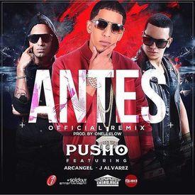 Antes (Official Remix)