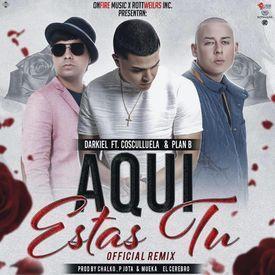 Aqui Estas Tu (Official Remix)