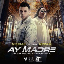 evercfm - Ay Madre Cover Art