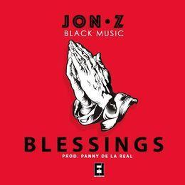 evercfm - Blessings (Freestyle) Cover Art