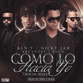 Como Lo Hacia Yo (Official Remix)