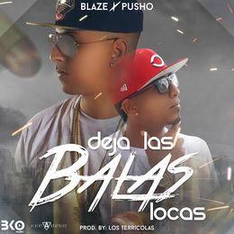 evercfm - Deja Las Balas Locas Cover Art