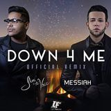 evercfm - Down 4 Me (Official Remix) Cover Art