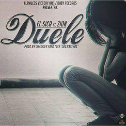 evercfm - Duele Cover Art