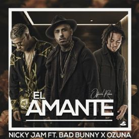 El Amante (Official Remix)