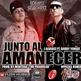 evercfm - Junto Al Amanecer (Official Remix) Cover Art
