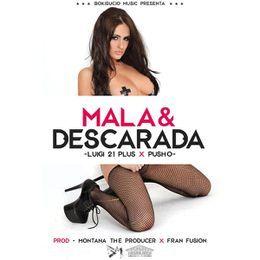 evercfm - Mala Y Descarada Cover Art